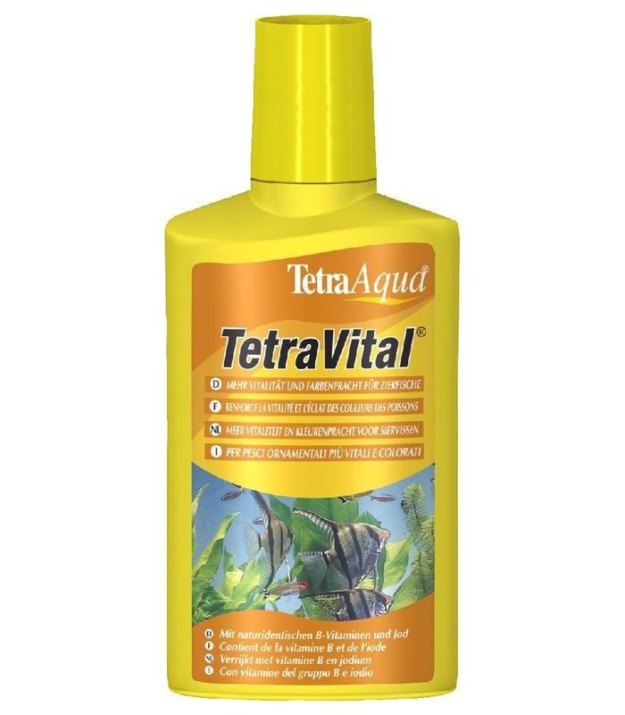 TETRA AQUA TETRAVITAL 250 ML