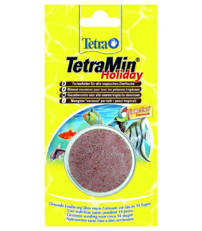 TETRAMIN HOLIDAY 1X30 GR