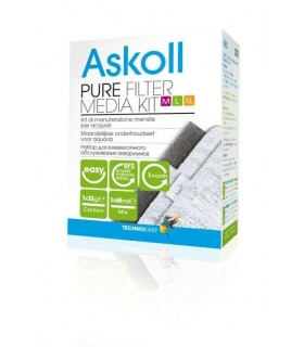 ASKOLL Uno AQ FILTER MEDIA KIT M L XL