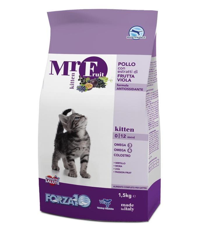 Forza 10 gatto mr fruit kitten 400 gr