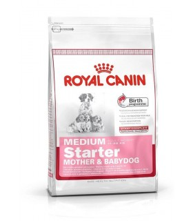 Royal Canin medium starter mother and babydog 12 kg