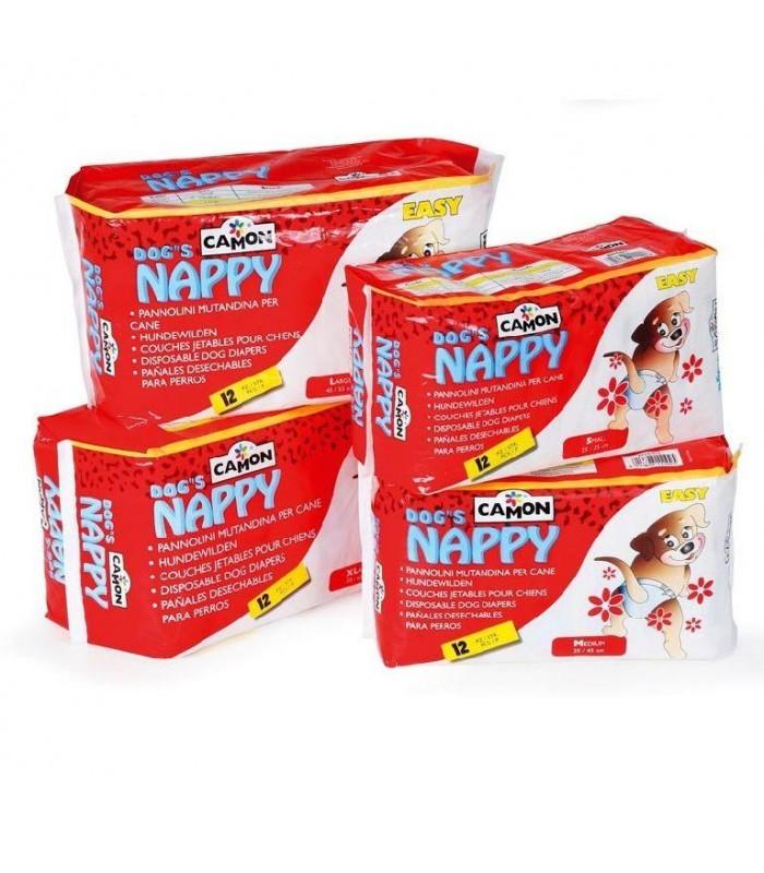 NAPPY DOG'S PANNOLONI LARGE 45/55cm