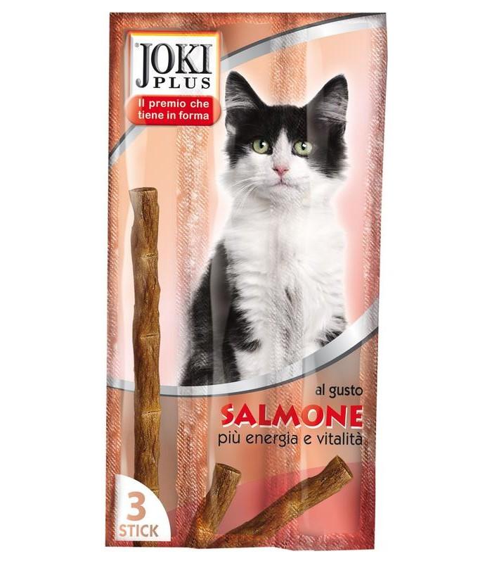 JOKI PLUS GATTO SALMONE