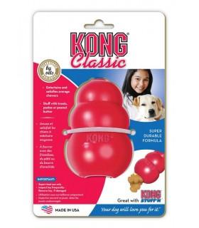Kong medium classic 132 gr 5-15 kg rosso
