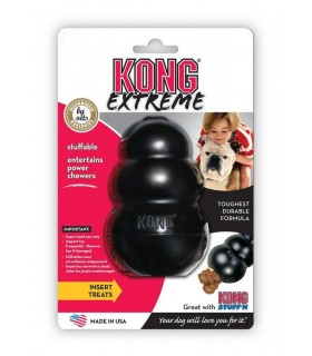 Kong medium extreme 141 gr 5-15 kg nero