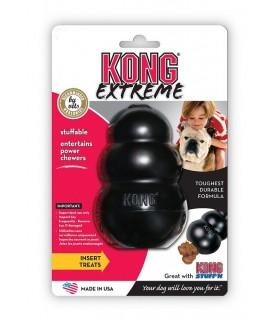 KONG EXTRA LARGE EXTREME 375GR 25-40KG NERO