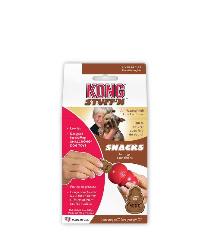KONG SMALL LIVER SNACKS