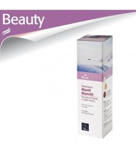 Camonorme naturali shampoo manti bianchi 200 ml g801