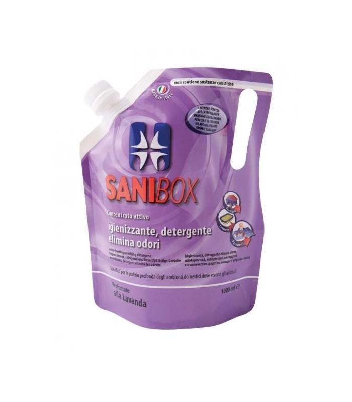 SANIBOX 1 LT LAVANDA