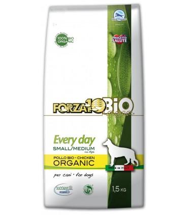FORZA 10 CANE EVERY DAY POLLO E ALGHE BIO 1,5 KG