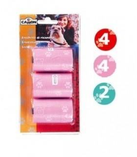 Camonsacchetti colori misti 3 pezzi