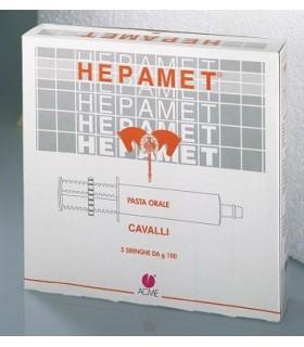 Acme hepamet pasta orale 5 sir 100 gr cavalli