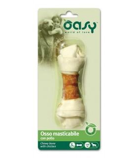Oasy snack cane osso pollo taglia L 67 gr