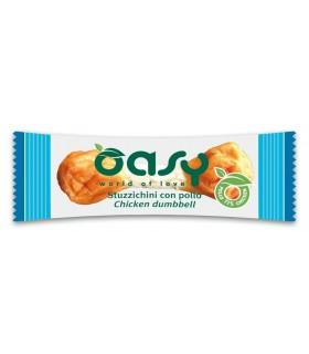Oasy snack cane stuzzichini di pollo 10 gr