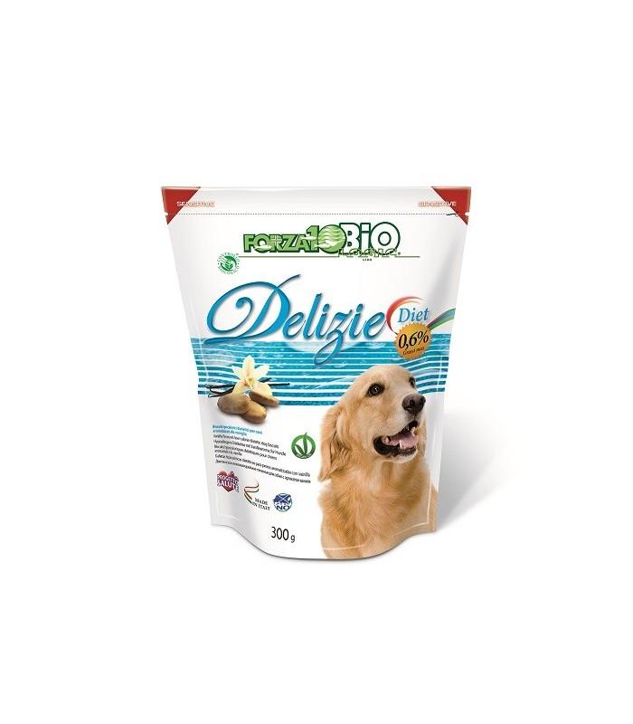 Forza 10 cane delizie bio diet 300 gr