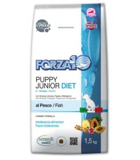 Forza 10 puppy & junior diet al pesce 1,5 kg