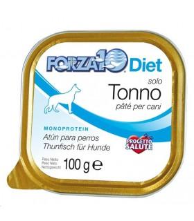 Forza 10 cane diet solo tonno 100 gr