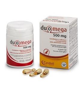 Candioli duomega cani piccoli 30 capsule 500 mg
