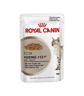 ROYAL CANIN AGEING +12 GATTO 12 buste 85 gr