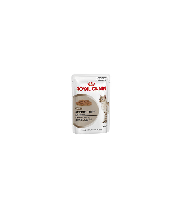 ROYAL CANIN AGEING +12 GATTO 12 buste 85 gr.