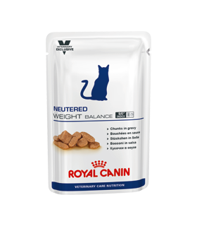ROYAL CANIN NEUTERED WEIGHT BALANCE 1,2 KG UMIDO