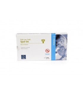 PROTECTION SPOT ON GATTO 5 FIALE 2 ML G910