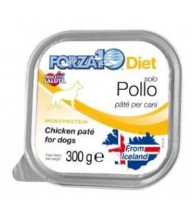 Forza 10 cane diet solo pollo 300 gr