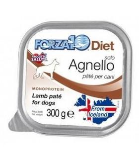 Forza 10 cane diet solo agnello 300 gr