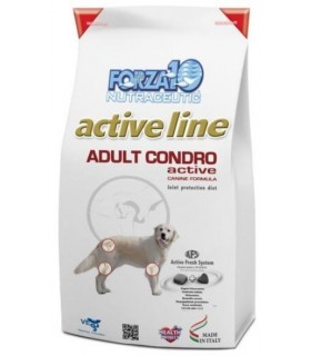 Forza 10 cane condro active adult all breed 10 kg