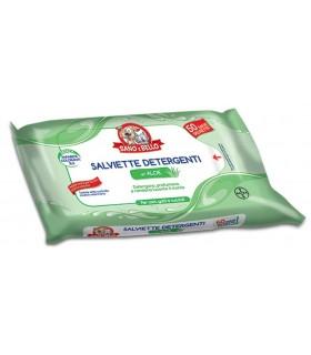 Bayer salviette detergenti aloe 50 Salviette sano & bello