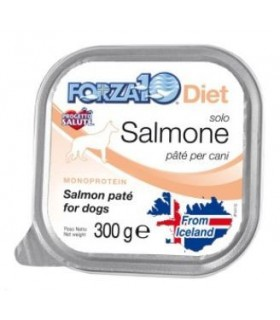 Forza 10 cane diet solo salmone 300 gr