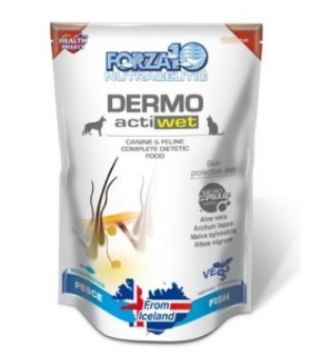 Forza 10 dermo actiwet cane pesce 100 gr