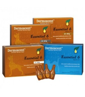 Dermoscent essential 6 spot-on cane 10-20 kg