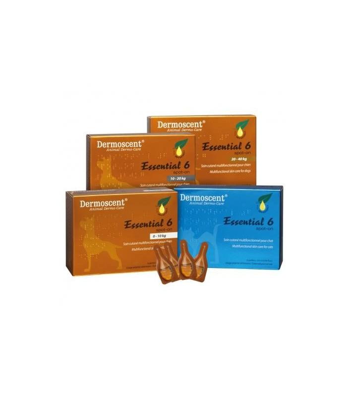 Dermoscent Essential 6 spot-on cane 0-10 kg