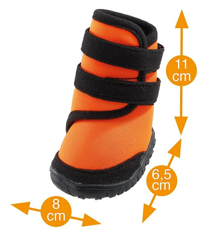 FERPLAST TREKKING SHOES MEDIUM x 4