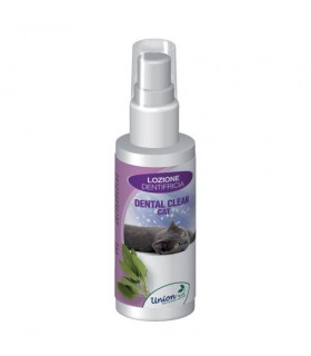 UNION BIO dental clean cat lozione dentifricia 50 ml