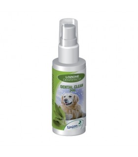 Union bio dental clean dog lozione dentifricia 50 ml