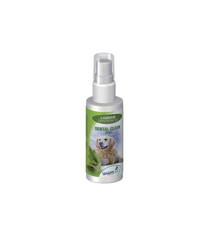 UNION BIO dental clean dog lozione dentifricia 50 ml