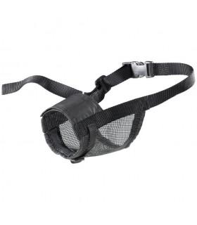 Ferplast muzzle net museruola nera large