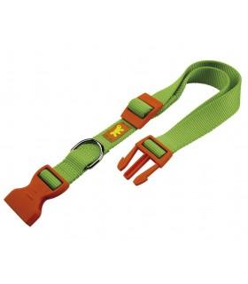 Ferplast club collare 20/56 colore verde