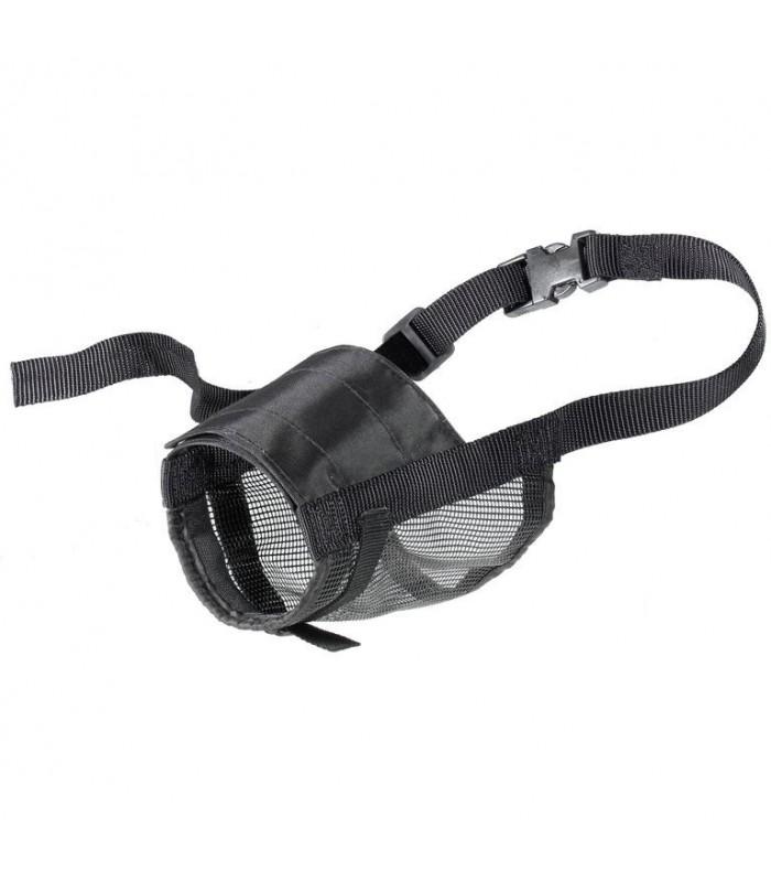 Ferplast muzzle net museruola nera extra extra large