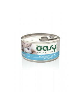Oasy gatto mousse tonno 85 gr