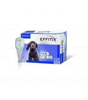 Virbac effitix 4 pipette cani 10-20 kg