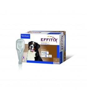 Virbac effitix 4 pipette cani 40-60 kg