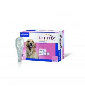 Virbac effitix 4 pipette cani 20-40 kg