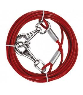Ferplast PA 5987 corda in acciaio