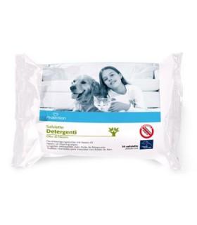 Camon protection salviette detergenti 20 salviette 30 cm g922