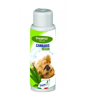 Union bio shampoo cannabis wash 250 ml