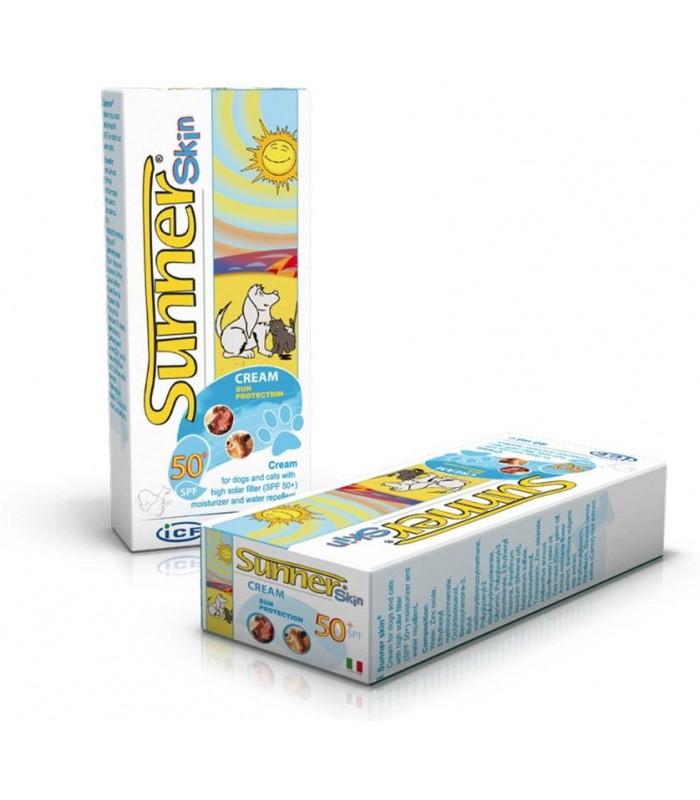 Icf sunnerskin protezione solare 40 ml