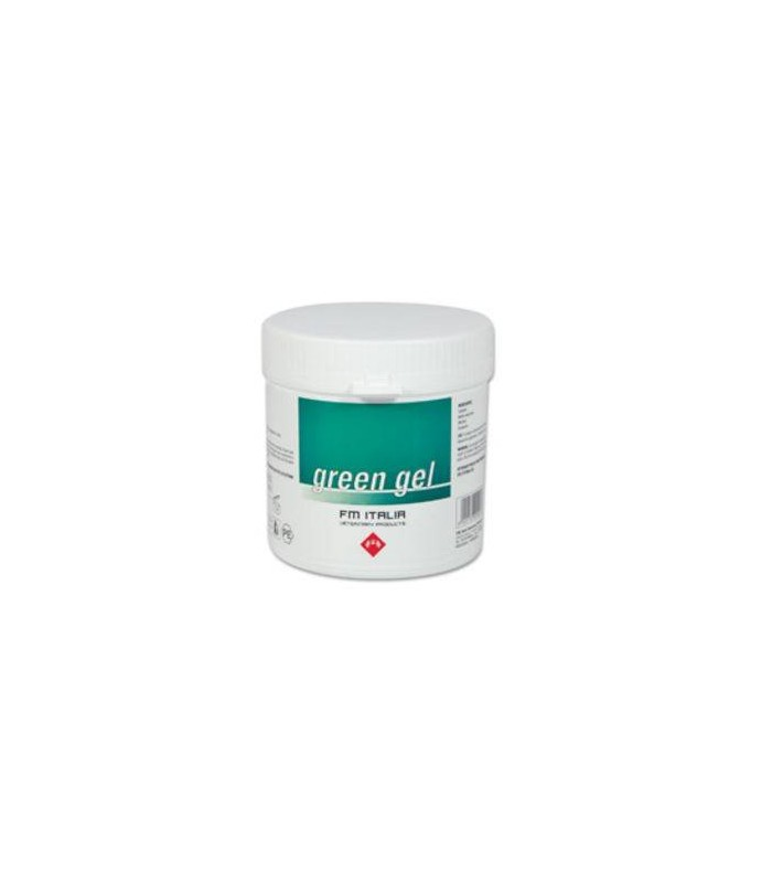 Fm Italia green gel 750 ml